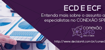 Publicação dos manuais atualizados da ECD e da ECF