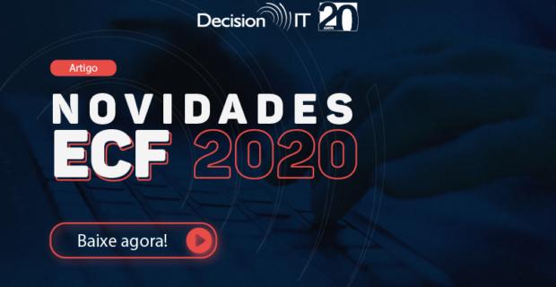 [ARTIGO] ECF 2020 – Confira todas as novidades